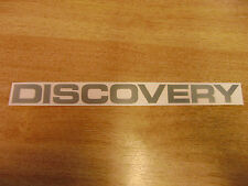 "Discovery - 300mm vinyl ""bull bar"" decal  - land rover sticker"