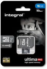 16GB microSD Memory card for Salora ProSport Wifi PSC8635UWD Action Camera