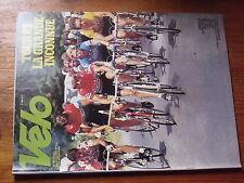 1µ??  Revue VELO n°179 Tour de France 1983 Knetemann Roche Kelly Hinault