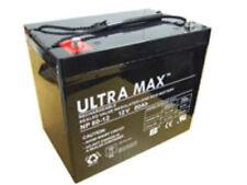 Bateria Silla Ruedas Scooter Mobilidad 2 x Ultramax 12V 80Ah (as 70Ah & 75Ah)