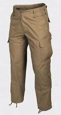 HELIKON tex sfu Special Forces Tactical Combat pantalones Trousers Pants coyote Sr