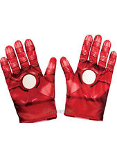 Licensed Avengers Iron Man Child Gloves Marvel Kids Fancy Dress Costume