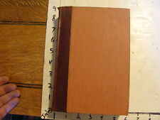 vintage book: ANNA KARENINA by Leo Tolstoy, Fine Editions Press, 1946
