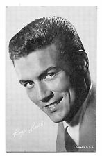 Actor Roger Smith (77 Sunset Strip) Arcade Card 1950s