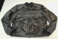 HARLEY DAVIDSON CLASSIC CRUISER 98140-10VM LEATHER JACKET COAT XL X LARGE 119