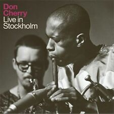 Don Cherry Live in Stockholm, New Music