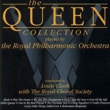 ROYAL PHILHARMONIC ORCHESTRA-THE QUEEN COLLECTION 11 SONGS BY QUEEN CD