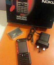 Nokia Xpress Music 5310 - white (Unlocked) Delivered Next Day