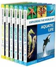 Exploring the World of Aquatic Life (Volume 1 thur 6)-ExLibrary