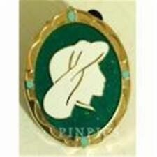JASMINE- only PRINCESS CAMEO MYSTERY COLLECTION OVAL FRAME Disney PIN 102161