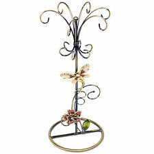 Mele Jewellery Display Stand Dragonfly Necklace Tree Hanger Holder Gift For Her