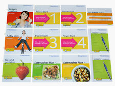 Weight Watchers Home Brochures Points COMPLETE Your Satellite makers Plan SET