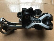 Shimano Deore XT RD-M772 Rear Derailleur, Shadow, 9 Speed, Long Cage