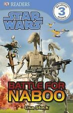 Star Wars Battle for Naboo (DK READERS)
