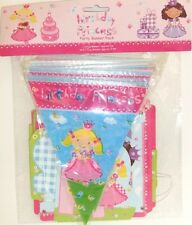 BIRTHDAY PRINCESS - PARTY BANNER & BUNTING PACK - PARTY