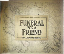 Funeral For A Friend Into Oblivion (Reunion) UK CD Single