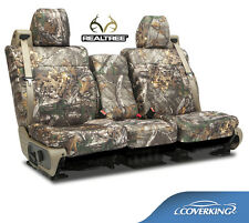 NEW Full Printed Realtree Xtra Camo Camouflage Seat Covers / 5102040-04