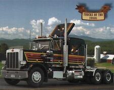 REVELL 1/25 PETERBILT 359 CONVENTIONAL TRUCK NEW MINT & SEALED