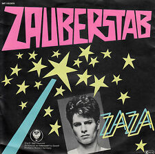 "ZAZA - Zauberstab ★ 7"" Vinyl Single *1982"