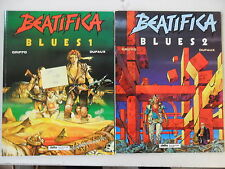 Beatifica Blues - Band 1+2 - Griffo / Dufaux - Delta Ehapa - Z.1-2/2