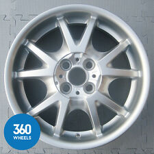 "1 X NEW GENUINE MINI 16"" R88 DOUBLE SPOKE ALLOY WHEEL 6.5J 36116755811"