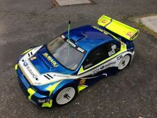 1/8 Subaru WRX STI Rally Body 1.5mm Fits Ofna Hyper Serpent GT Kyosho 01080