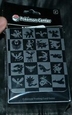 Legendary Pokemon Pattern Deck Box For Collectible Trading Cards Games Case