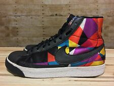 NIKE Blazer Changing Faces High Top Basketball Shoes 317808-008 Women's size 6.5