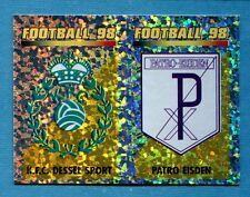FOOTBALL 98 BELGIO Panini-Figurina-Sticker n. 356 -DESSEL SPORT-PATRO EISDEN-New