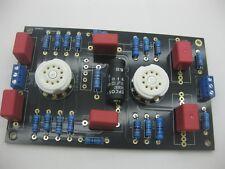 1 Stück ECC82 ECC83 12au7 12ax7 vergoldeten Röhren-Vorverstärker pcb assembled