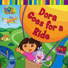 Dora Goes for a Ride (Dora the Explorer), Nickelodeon, New Book