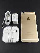 Apple iPhone 6 16GB A1586 White/Gold Smartphone UNLOCKED Great Condition!