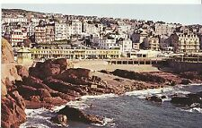 Devon Postcard - Ifracombe - Showing Bathing Place - Waterfront Hotels   A6468