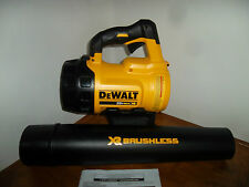 DEWALT DCBL720B 20V XR Cordless Brushless Hand held Leaf Blower (Tool only) NEW
