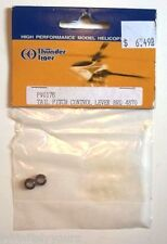 THUNDER TIGER RAPTOR Tail Pitch Control Lever Bearings 4870 PV0176 Heli RC NEW