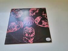 THE CHURCHILLS 1ST RARE ISRAELI ISRAEL PSYCH LP 1987 ISRAEL ISRAELI