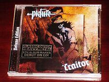 Picture: Traitor - Deluxe Edition CD 2016 Bonus Tracks Divebomb USA DIVE127 NEW