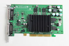 APPLE 630-4465 AGP DUAL VIDEO ADAPTER 603-2539 NVIDA P114 180-10114-0000-A01