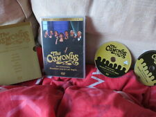 The Osmonds - Reunited Live In Las Vegas (DVD 2-Disc Set) 50th anniversary tour