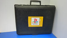 RARE Play Station 1 ,Hard Plastic Carrying Case ,USED,Just the Case