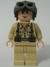 LEGO 7683 - INDIANA JONES - GERMAN SOLDIER 5 - MINI FIG / MINI FIGURE