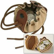 Drawstring Coin Pouch Kit 4071-00 by Tandy Leather