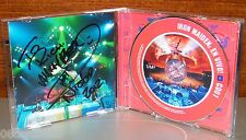 "En Vivo! by Iron Maiden (2 Discs Set CD) ""The Talisman"", ""The Final Frontier"""