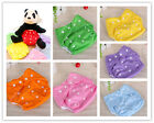 1 x Cute Reusable Baby Infant Nappy Cloth Diapers Soft Cover Washable Adjustable