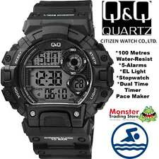 AUSSIE SELLER GENTS DIGITAL WATCH CITIZEN MADE M144J001 100M RP$99.95 WARRANTY