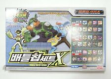 TAKARA ROCKMAN EXE AXESS(MegaMan) : BATTLE CHIP SET X (OS-7,OS-10,OS-12) For PET