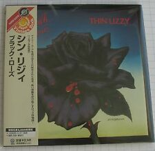 THIN LIZZY - Black Rose JAPAN MINI LP CD NEU! UICY-9236