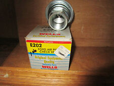 Ford Air Pump Check Valve  Wells E202