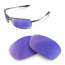 Polarized Replacement Lenses for Oakley crosshair 2 purple mirror color