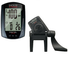 CATEYE CC-RD420DW STRADA DIGITAL WIRELESS BIKE COMPUTER SPEED/CADENCE